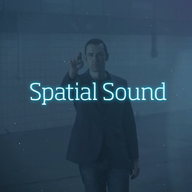 Technologie Oticon Spatial sound