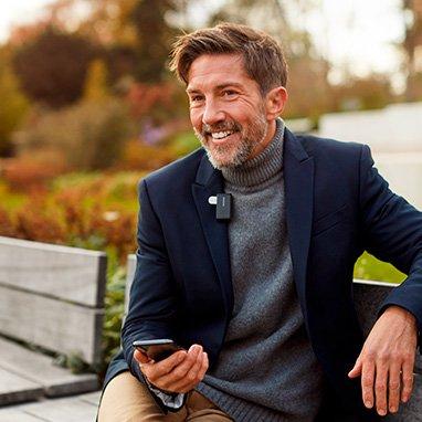 Bequem vernetzt sein mit Smartphone & Co