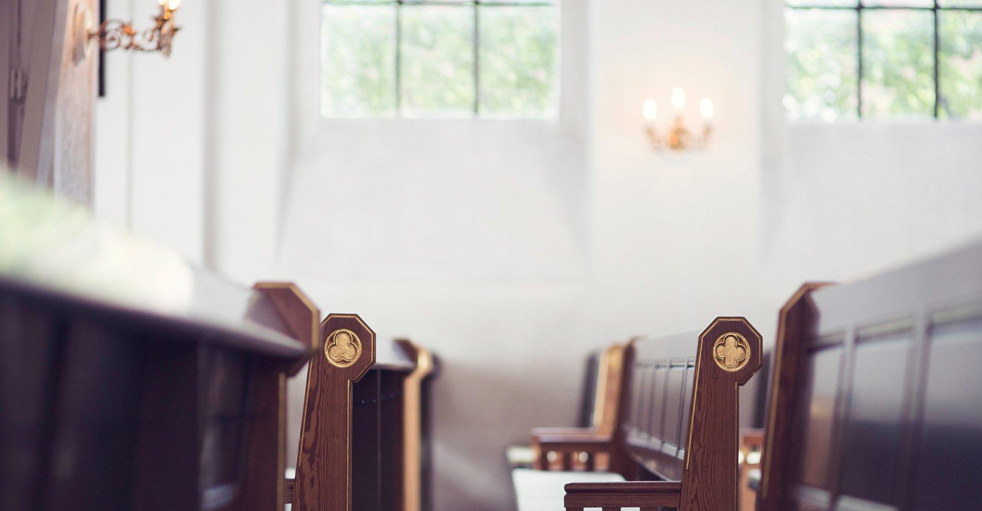 Højttaleranlæg til kirker
