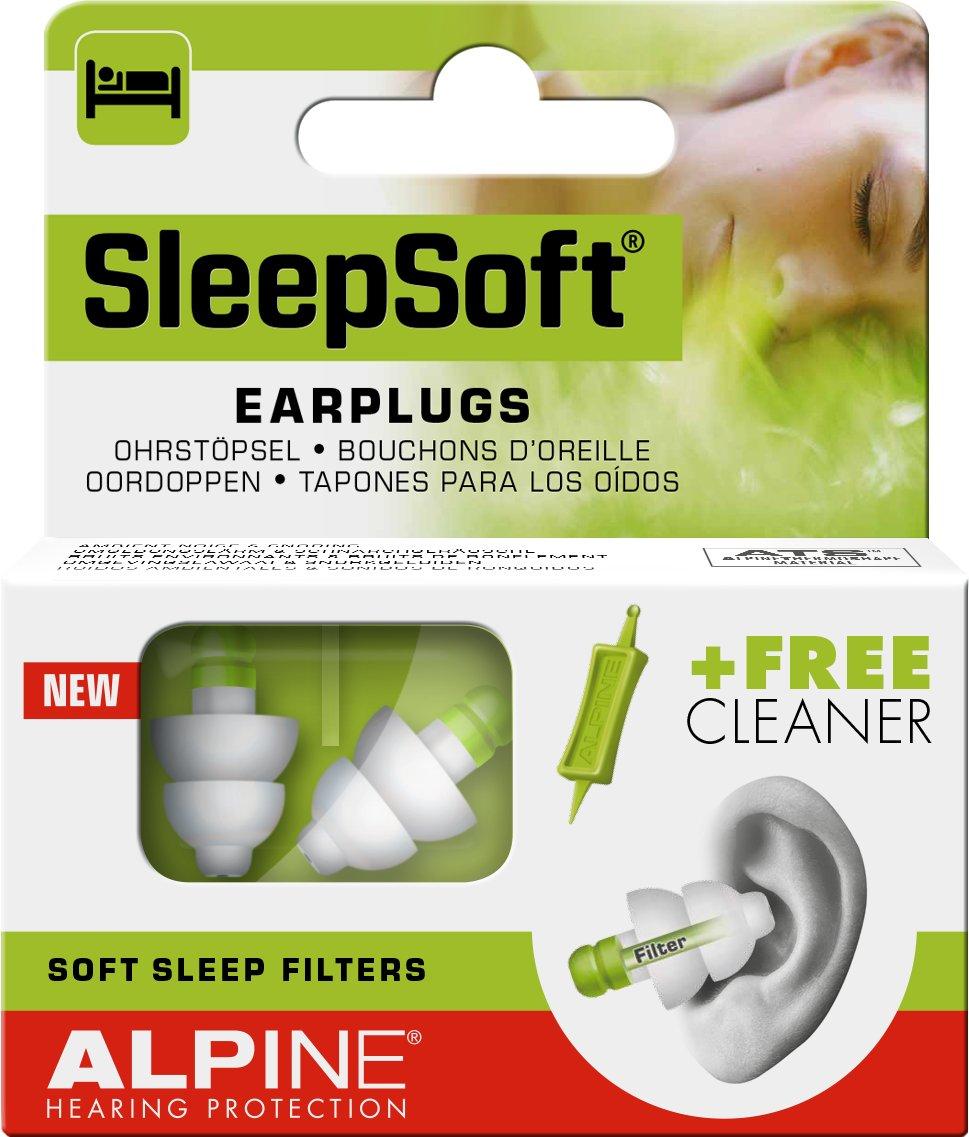 Zatyczki do uszu dla spania