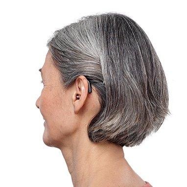 Zobacz jak wyglądają zauszne aparaty słuchowe