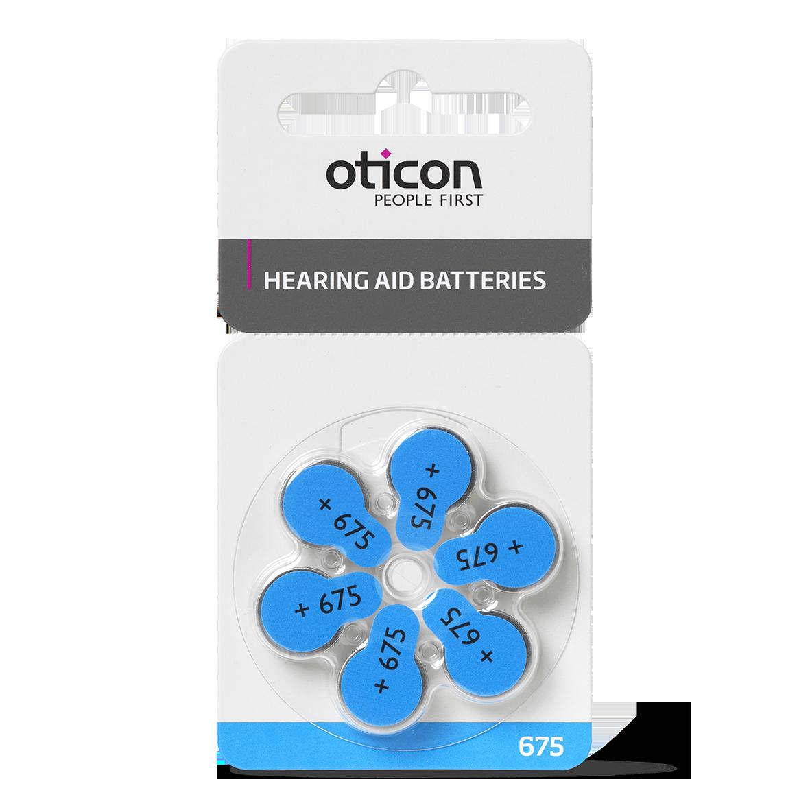 Baterie do aparatów słuchowych