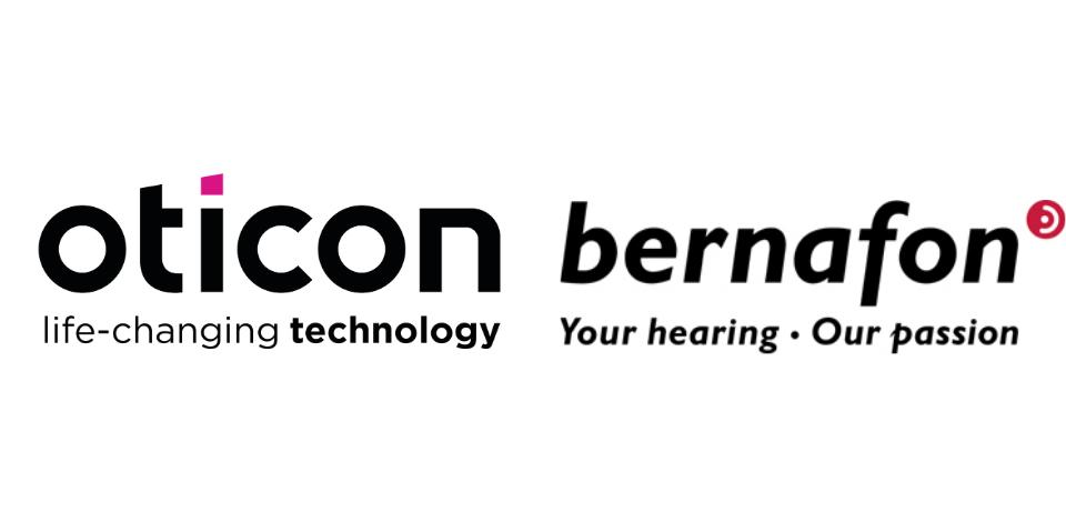 Oticon i Bernafon