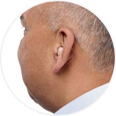 Aparaty słuchowe wewnątrzprzewodowe itc