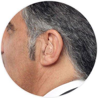 Aparaty słuchowe całkowicie wypełniające małżowinę uszną (ITE FS)