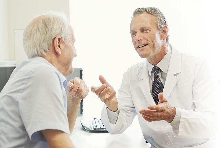 Wywiad medyczny pomoże ustalić przyczynę ubytku słuchu