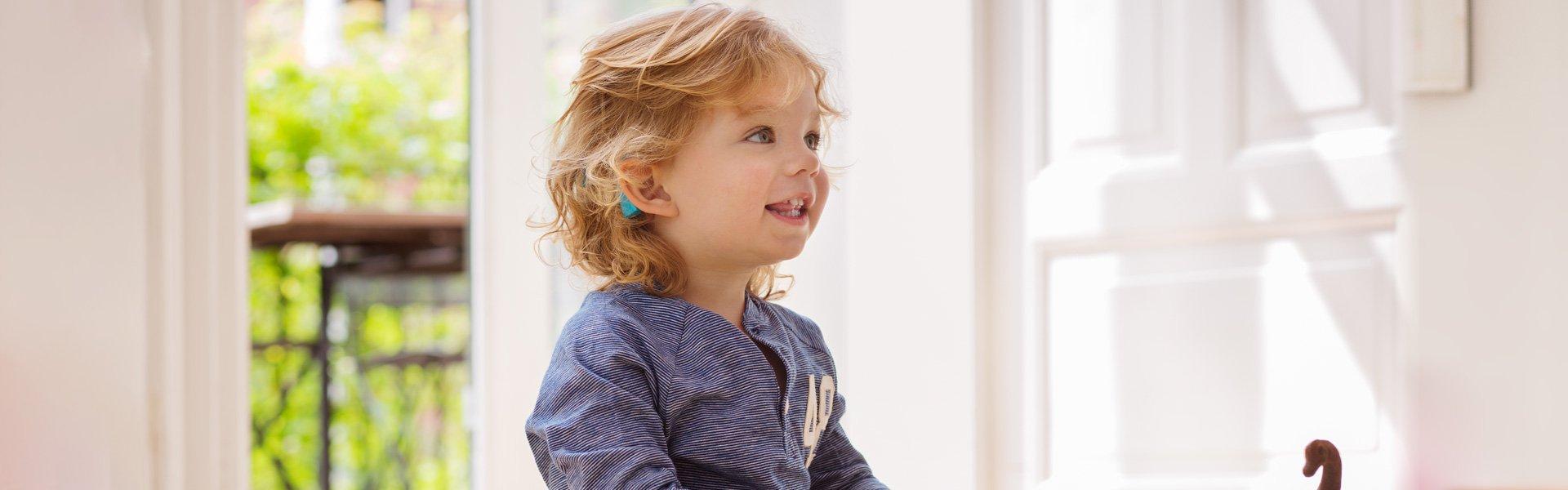 Akceptacja utraty słuchu u dziecka