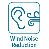 Wind noise reduction
