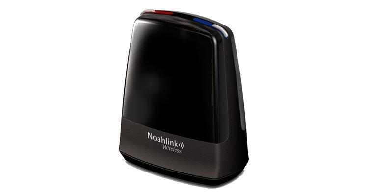 NOAHlink Wireless wird für die Einrichtung der Philips HearLink Hörgeräte verwendet.