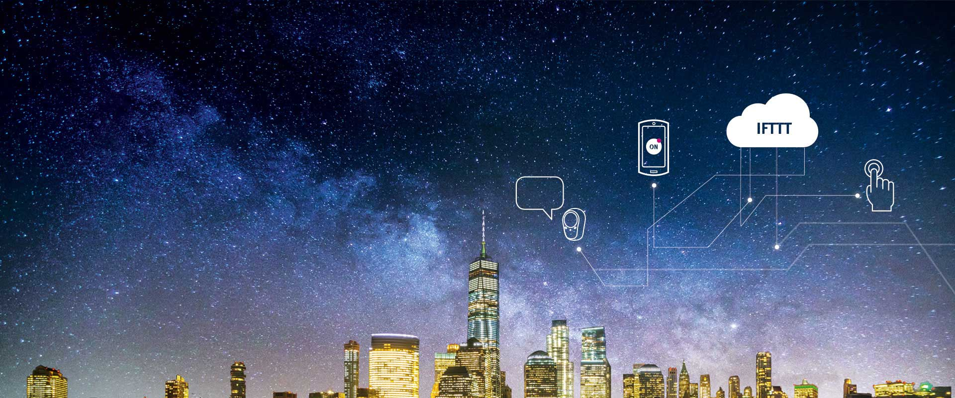 Introducing wireless connectivity