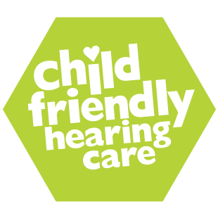 Child friendly hearing care