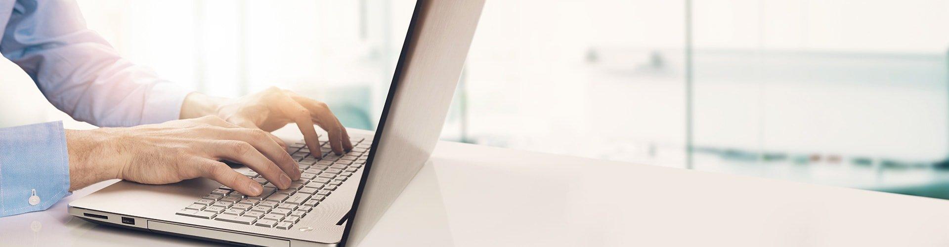 Capture d'écran Philips HearSuite pour professionnels. Logiciel d'adaptation pour aides auditives Philips HearLink.