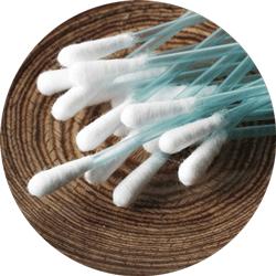 Bâtonnets de coton
