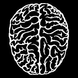Symbole cerveau
