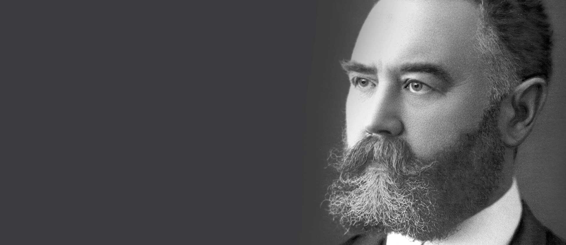 Portrait de Hans Demant