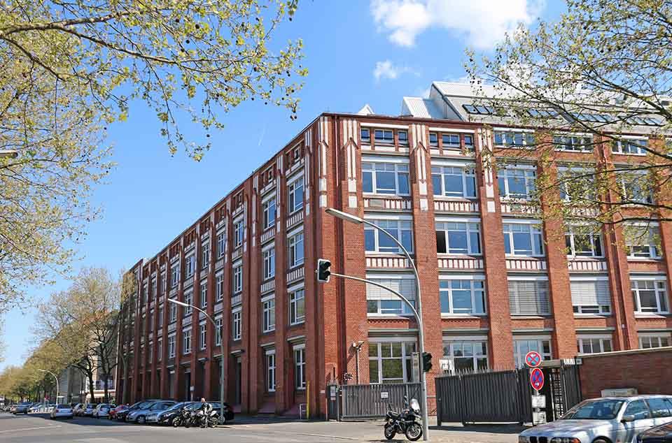 MAICO Berlin Office Building