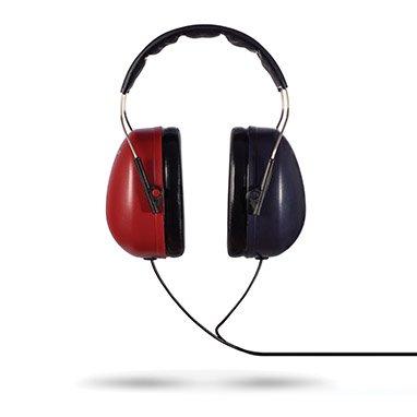 Luftleitungs-Kopfhörer DD65