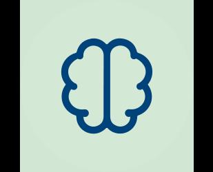 brain hearing icon