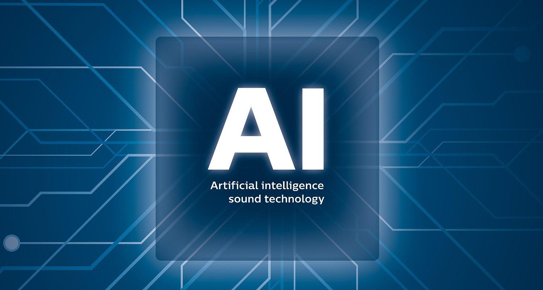 Artificial Intelligence geluidstechnologie - Philips HearLink achter-het-oor hoortoestellen.