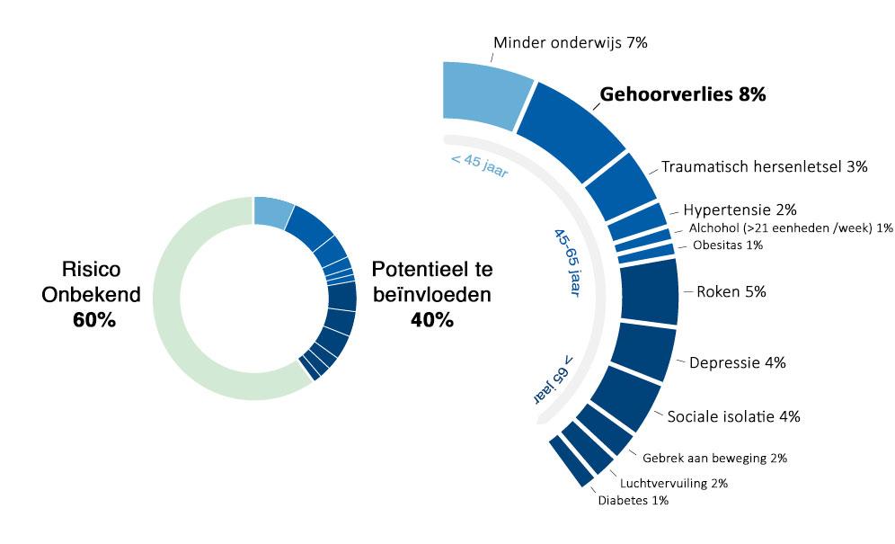 Infographic risicofactoren dementie desktop