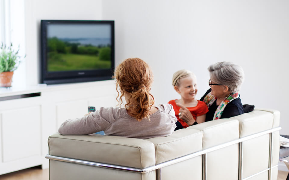 You can connect your Oticon Medical Streamer to your TV