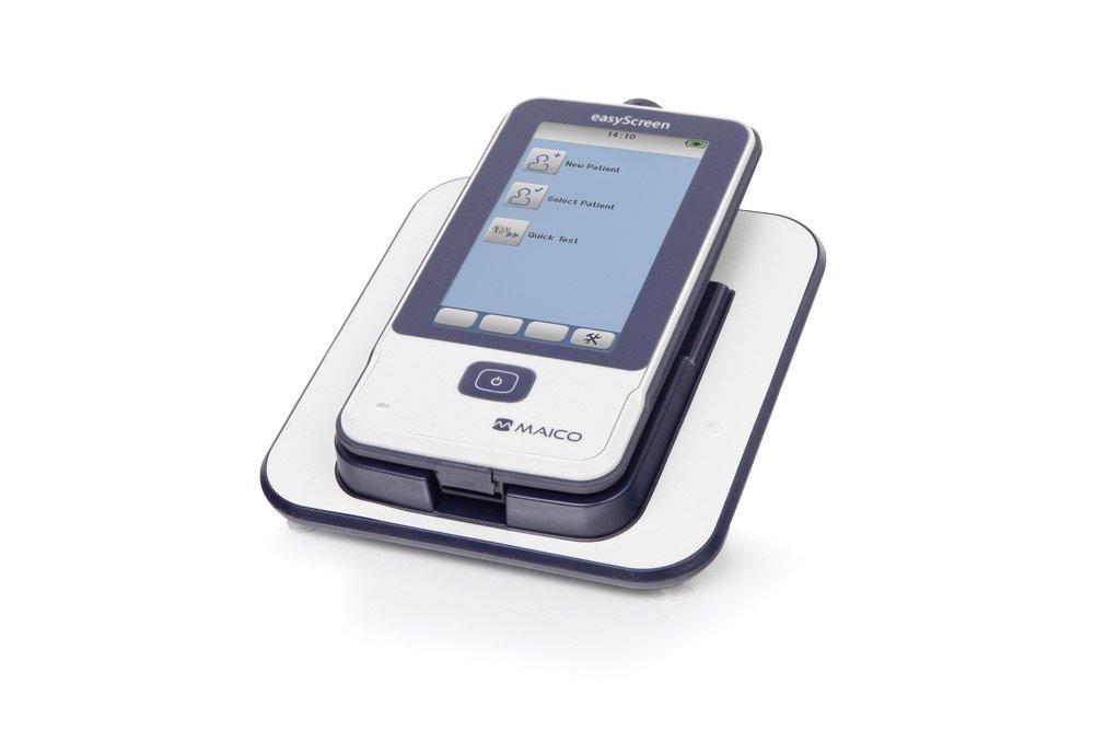 easyScreen ABR & OAE hearing screening device