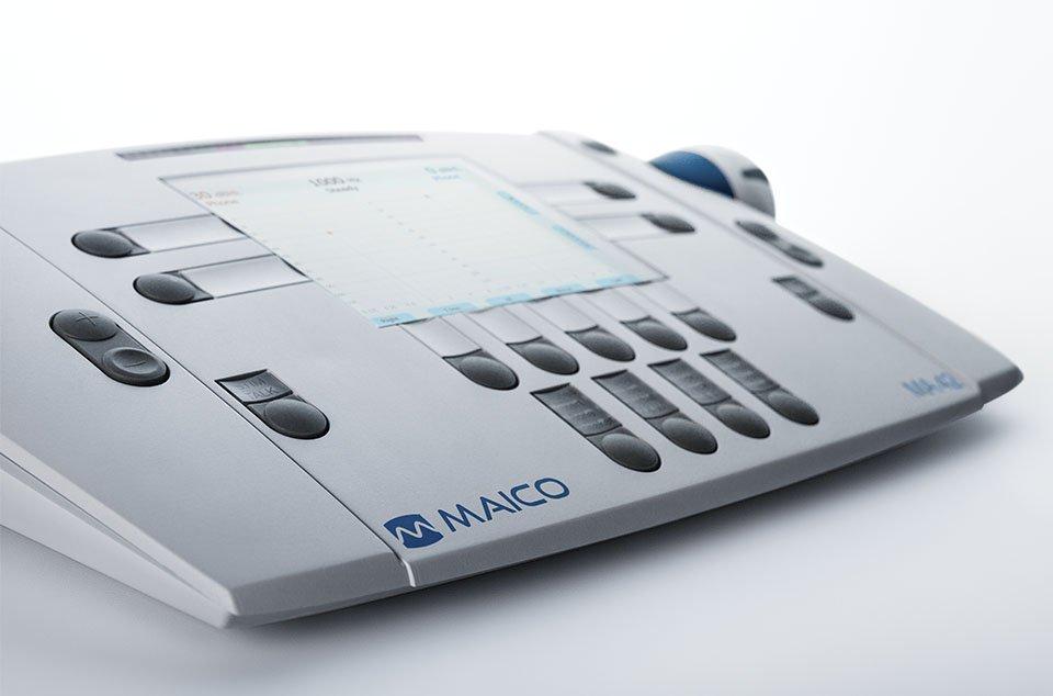 diagnostic audiometer MAICO MA 42