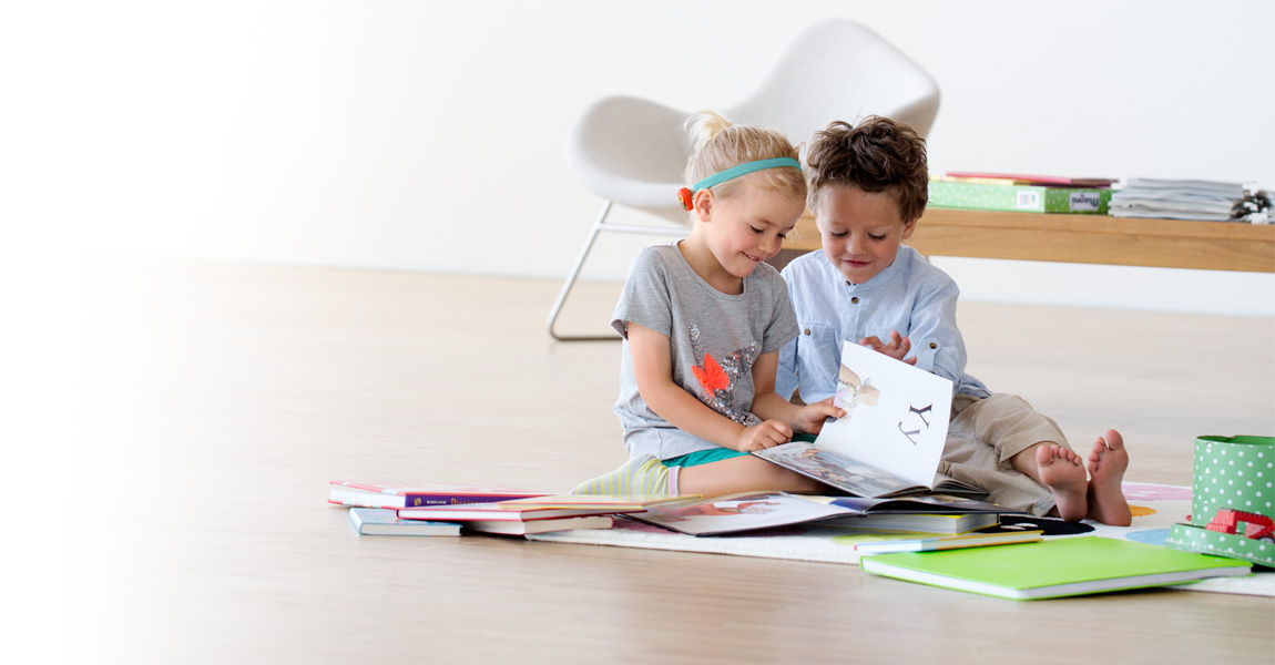 The Ponto System has a range of features designed to support children in their daily lives.